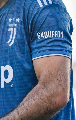 Juventus - Torino | Buffon: «It wasn't a problem to wait for the record game»