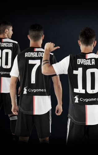 Juventus e Cygames, Back to the Back