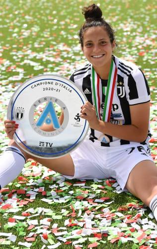 Women | Juventus - Inter | L'emozione di Sara Caiazzo