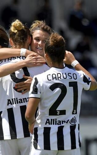 Women | Top 10 gol 2020/21