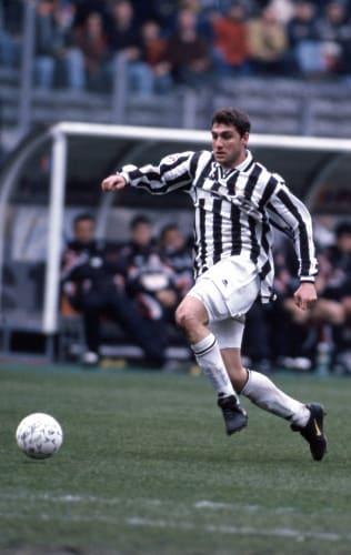 Juventus - Roma | Vieri-Amoruso unstoppable: the 3-0 in 1997