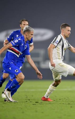 Juventus - Sampdoria: fotos