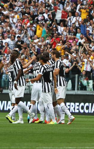 Classic Match Serie A | Juventus - Cagliari 3-0 13/14