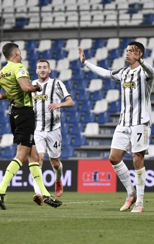 The Movie | Sassuolo - Juventus