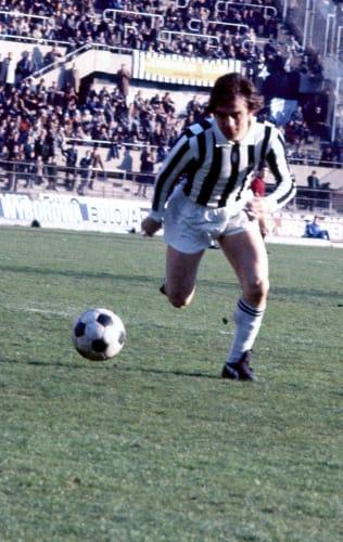 Monza - Juventus   Il pareggio del 1976