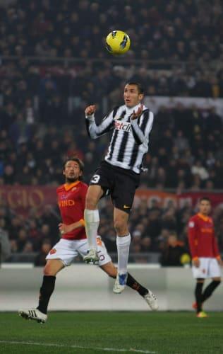 Numbers | Roma - Juventus