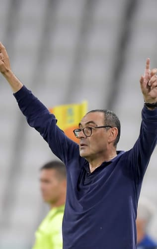 Juventus - Atalanta | Il bilancio di Mister Sarri