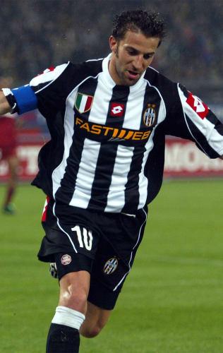 I gol in 3 stadi di Del Piero | Juventus - Roma