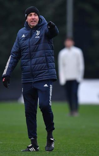 U23   Mister Zauli alla vigilia di Juventus - Pro Patria