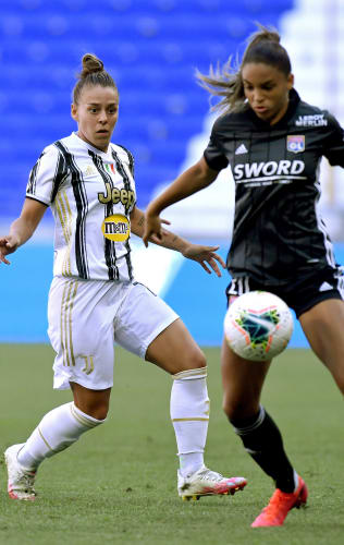 Women | Highlights Amichevole | Lione - Juventus