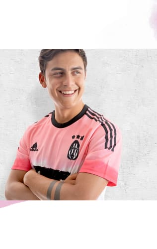 The Juventus Fourth Kit powered by adidas and Humanrace FC!
