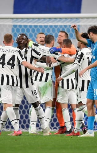 The Movie   Zenit - Juventus