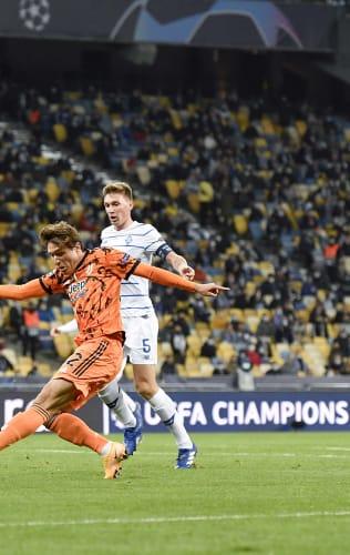 Le immagini di Dynamo Kiev - Juventus