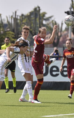 Women | Highlights Coppa Italia | Juventus - Roma