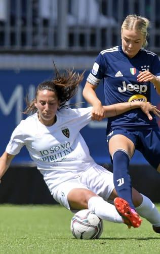 Women   Matchweek 19   Juventus - Florentia