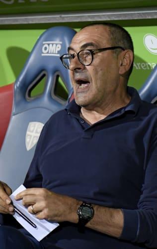 Cagliari - Juventus | Sarri's analysis