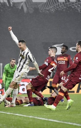 Juventus - Roma | The last victory at the Allianz Stadium