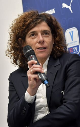 Women | Guarino's comments on the eve of Juventus - Fiorentina