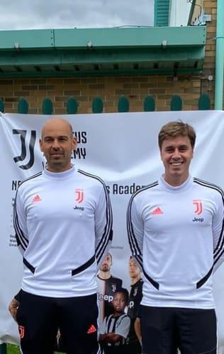 Juventus Academy London Open Day