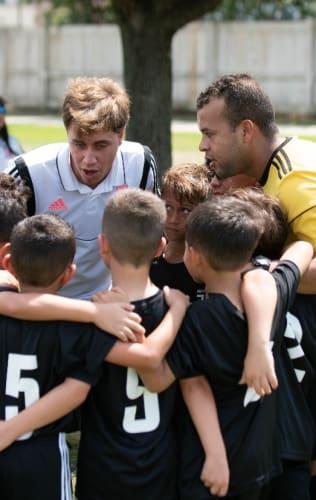 Juventus Training Camp Houston 2016