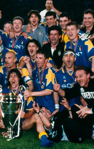 Classic Match UCL | Juventus - Ajax 5-3 penalties 95/96