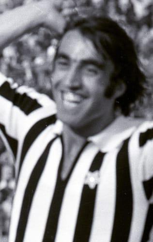 Juventus - Milan | Il 3-0 del 1970 firmato Anastasi