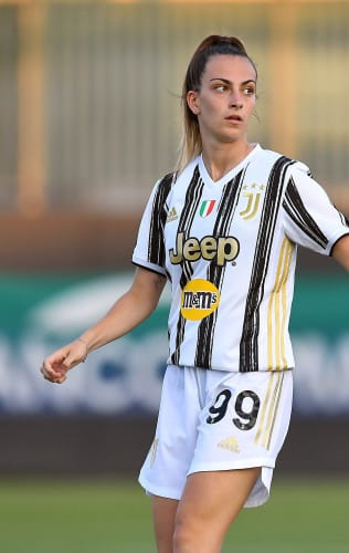 Women | Alice Berti e l'esordio in Serie A