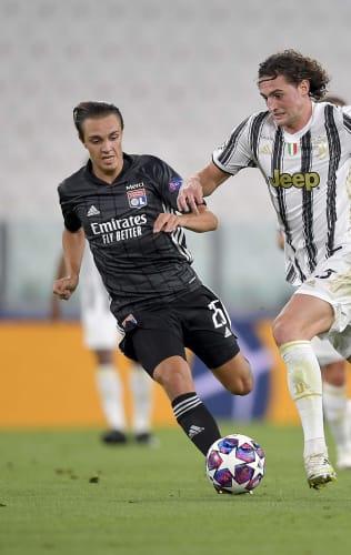 Le immagini di Juventus-OL