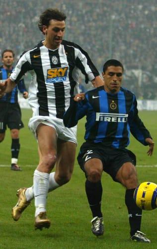 Protagonisti   Inter - Juventus: il marchio di Ibra