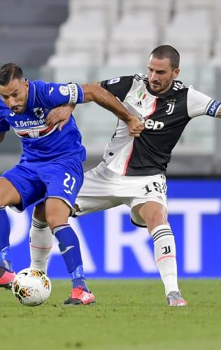 Duels: Juventus vs Sampdoria