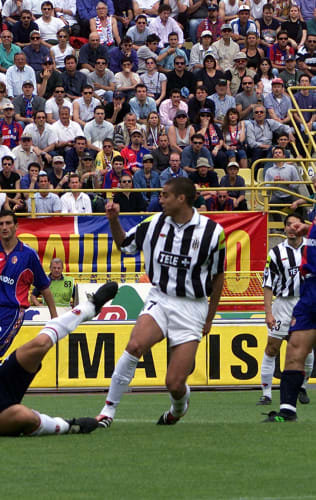 History | 2001: i 10 momenti clou di Bologna - Juventus