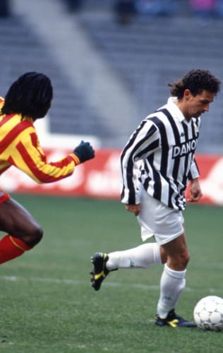 Juventus - Lecce | La cinquina del 1994