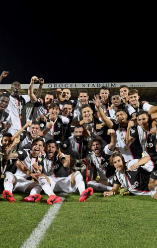 Juventus Under 23 wins Coppa Italia!