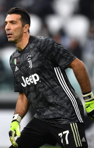 A legend named Buffon