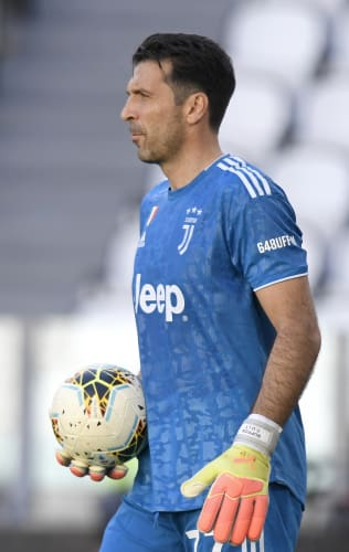 Juventus - Torino | Buffon: «I am proud of this milestone»