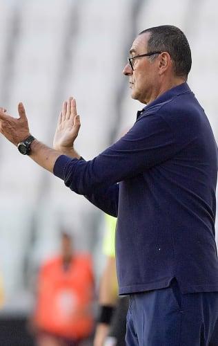 Juventus - Torino | Sarri: «Stiamo crescendo come collettivo»