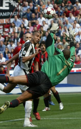 Milan-Juventus | Il capolavoro del 2005