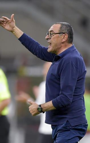 Milan - Juventus | Sarri: «We must remain calm»