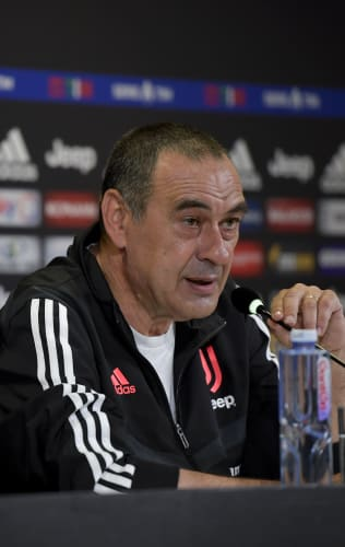 Sarri's comments on the eve of Juventus - Atalanta
