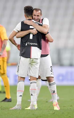 Pitchside view | Matchweek 32 | Juventus - Atalanta