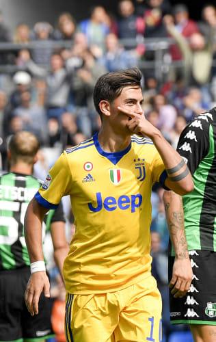 Sassuolo-Juve: tre argentini e un italiano