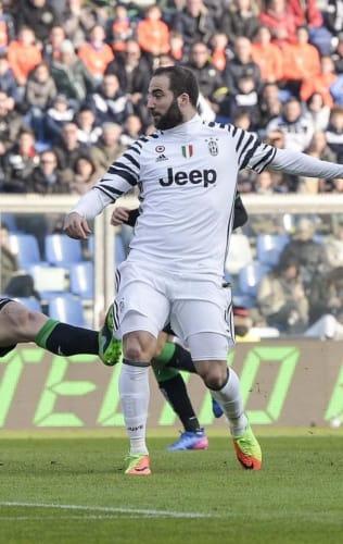 Il primo tempo perfetto | Sassuolo - Juventus