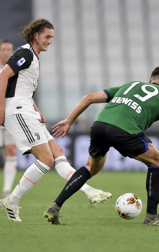 Da bordocampo | Giornata 32 | Juventus - Atalanta