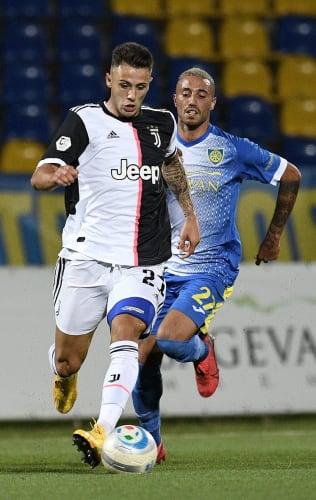 U23   Playoffs - Second round   Carrarese - Juventus