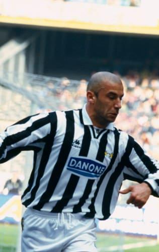 Le magie di Vialli in Juventus-Lazio
