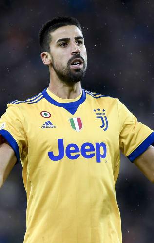 Sami's historic hat-trick | Udinese - Juventus