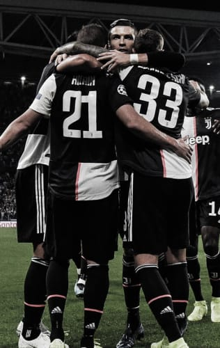 Juventus-Lyon: are you ready?