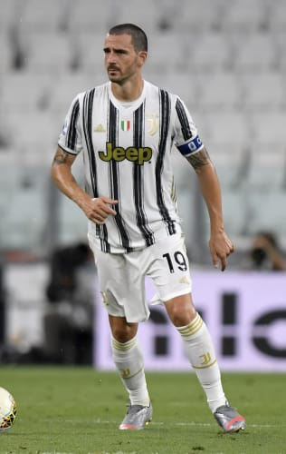 Juventus - Lione | Bonucci: «Abbiamo grande entusiasmo»