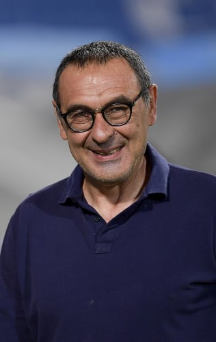 Juventus - Lyon | Sarri: «We have to play with great clarity»