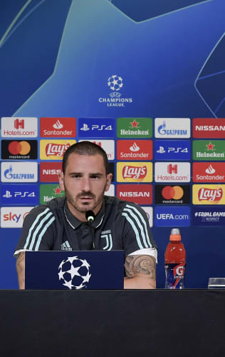 A big UCL night ahead: Sarri and Bonucci preview Juve-Lyon